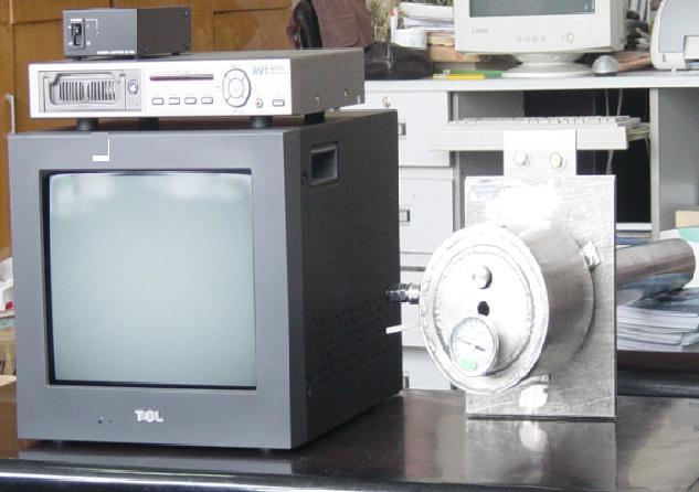 SLYG-45型工业窑炉摄像仪